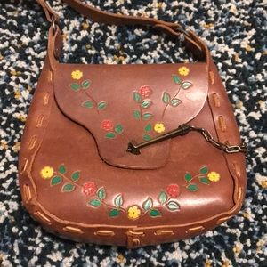 Vintage leather purse *READ DESCRIPTION*